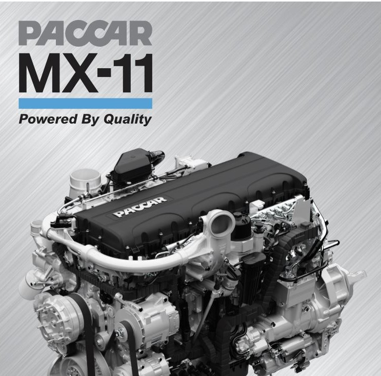 PACCAR MX-11 Engine Spec Sheet