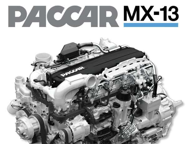 PACCAR MX-13 Engine Spec Sheet