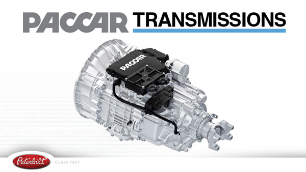 PACCAR Transmission PowerPoint Presentation